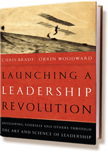 Launching a Leadership Revolution book cover